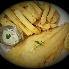 Fish Fillet and Chips
