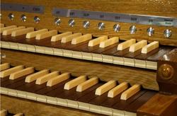 Wood-Core Keyboard
