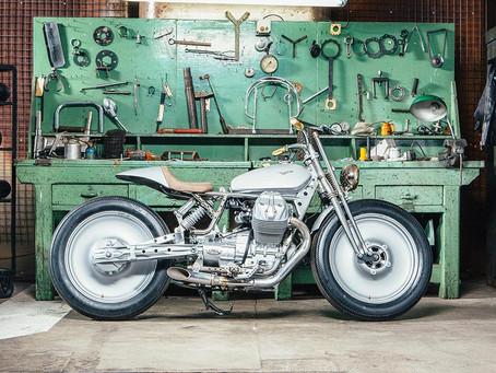 Moto au garage, j'économise.