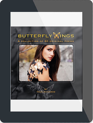 Butterfly wings by taun richards kindle
