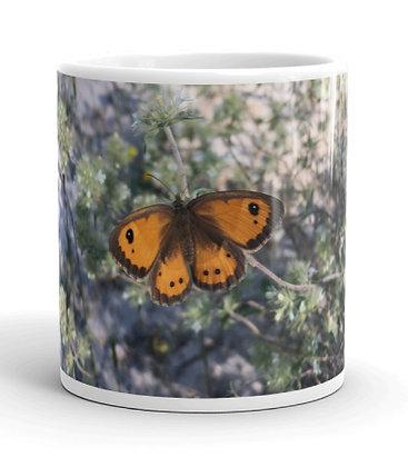 Four seasons, white gloss 11oz mug SPRING