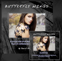 Butterfly Wings the book and CD