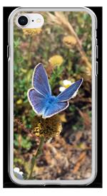 "IPhone XR phones case featuring the print ""Bluebird"""