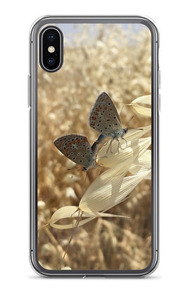 "iPhone X case featuring the print ""Holy Union"""
