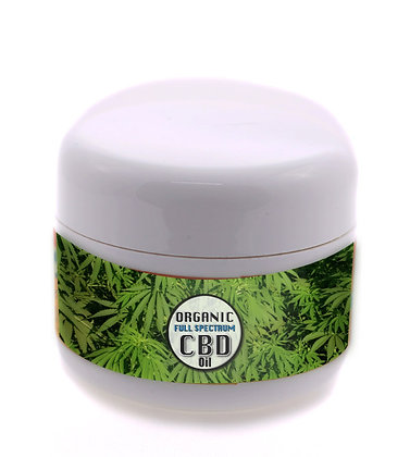 CBD SKINCREAM 30ml – Full Spectrum