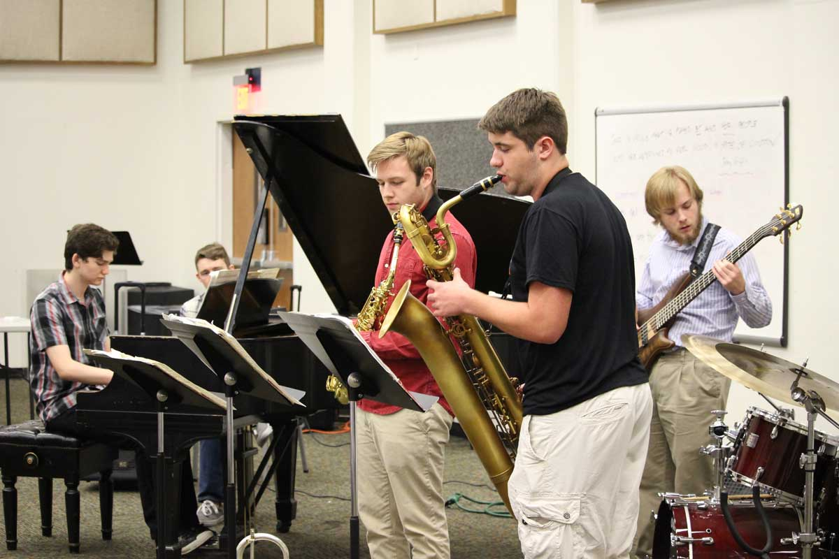 UTA Summer Jazz Combo Workshop