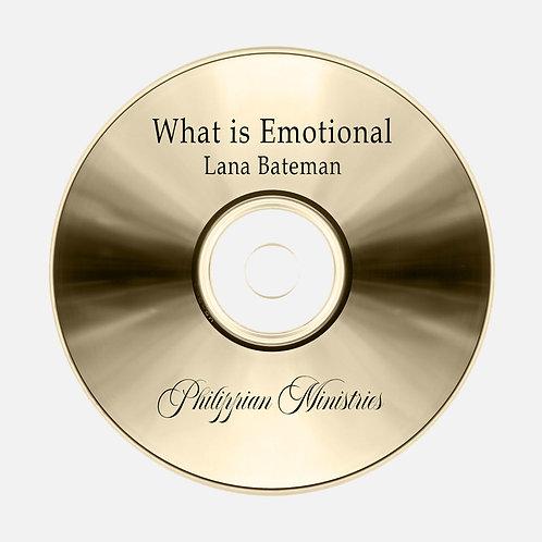 What is Emotional Healing Prayer