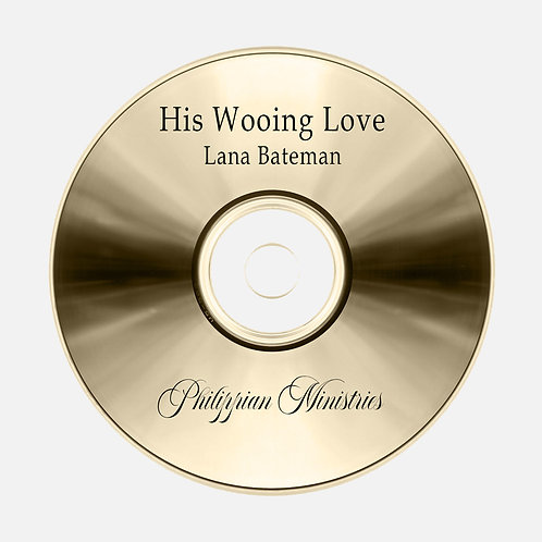 His Wooing Love