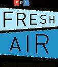 NPR Fresh Air with Terry Gross logo