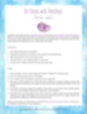 Author Alex Anzaone Free Bonus page - de-stress with amethyst