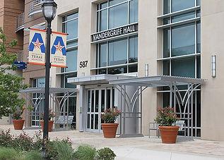 University of Texas at Arlington Vandergriff Hall