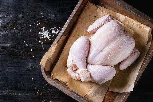 Pasture Raised Chicken, whole