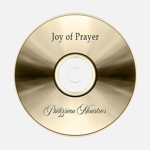 The Joy of Prayer