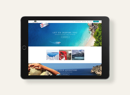 Redesign: Integrity Travel Planners