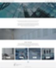 Christy Evans Design - Wix Website - Sapperon Advisors