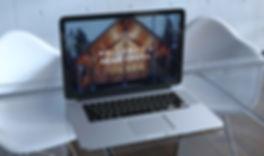 Christy Evans Design - Wix Website - Bear Creek Vacation Rental