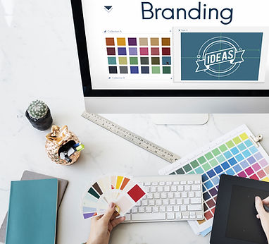 female-working-on-branding-with-color-ch
