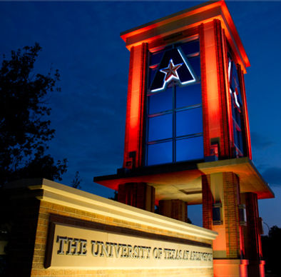 The University of Texas at Arlington Tower