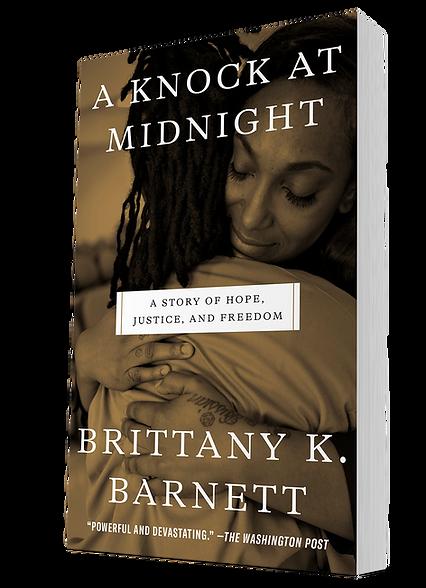 A Knock at Midnight by Brittany K. Barnett