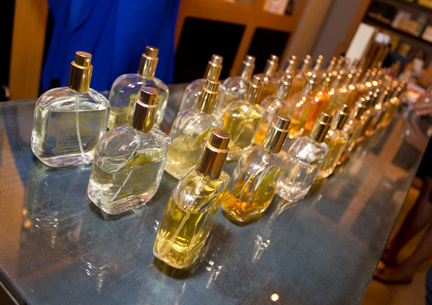 rows-of-bottles-of-lafco-new-york-perfum