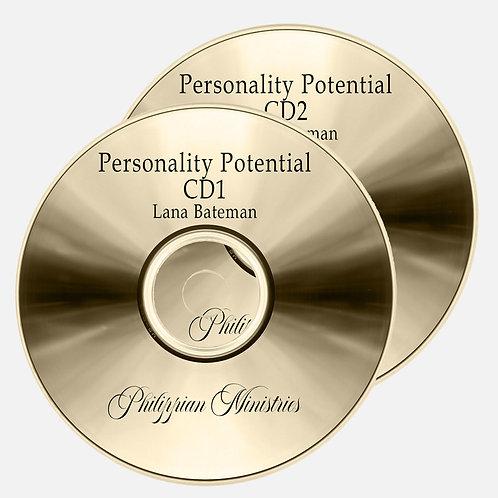Personality Patterns (2 CD set)