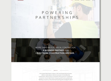 New Launch: Guillen Electric Company
