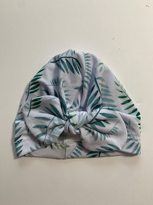 Soft baby turban