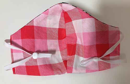 Reversible cotton face mask