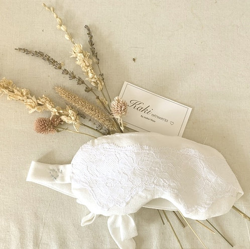 Lace Bridal Eye Mask