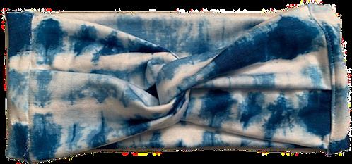 Island Tie Dye Knit Headband
