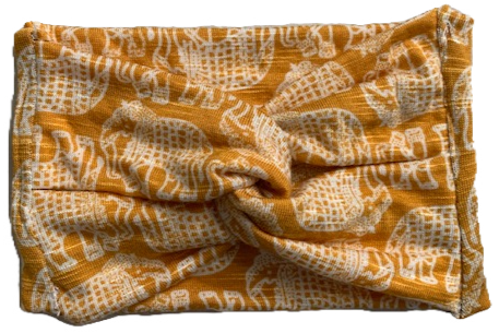 Elephant Baby Knit Headband