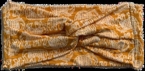 Elephant Knit Headband