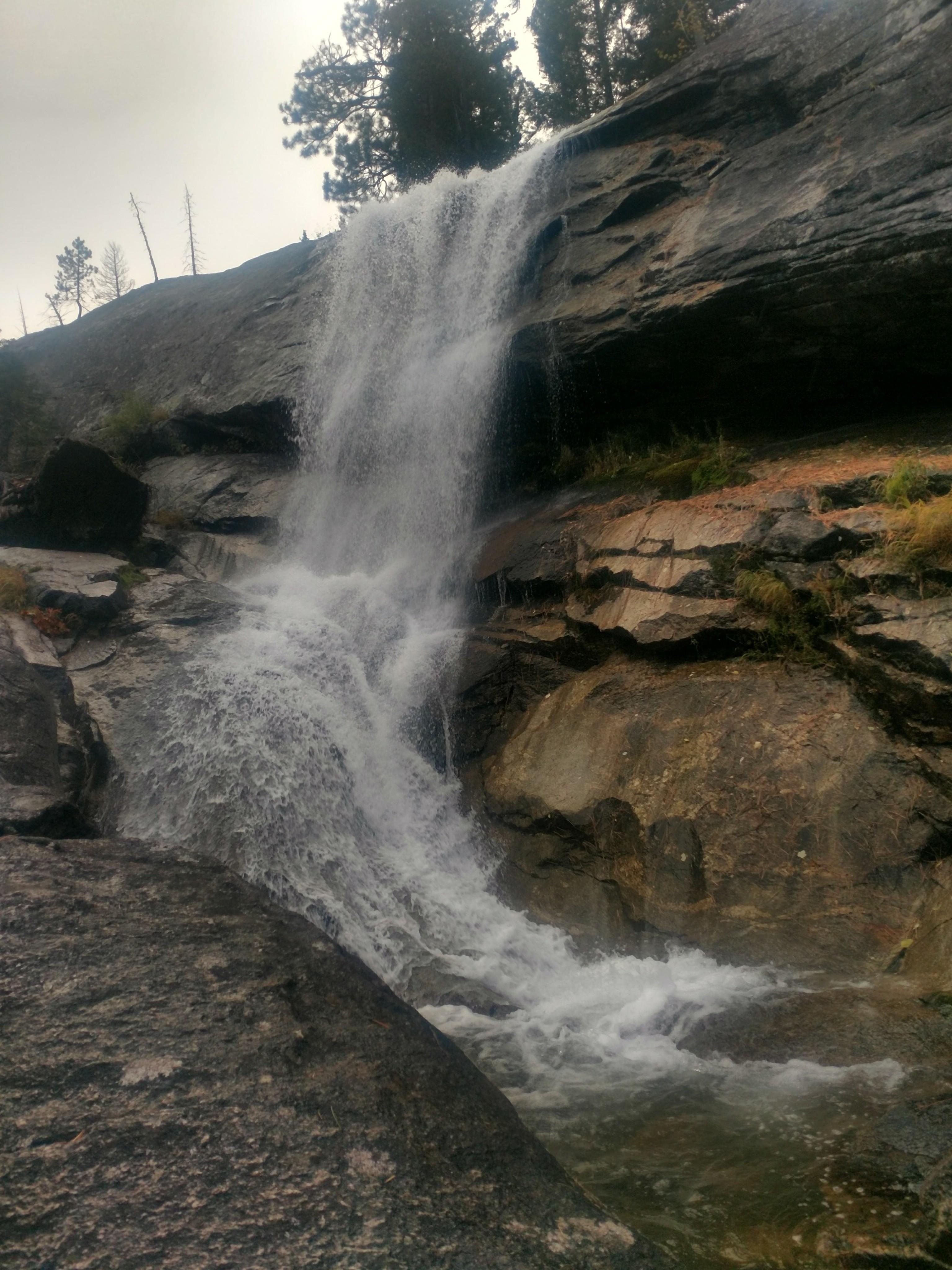 Sweat House Falls