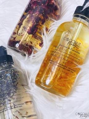 Jasmine | Calendula || All Over Body Oil