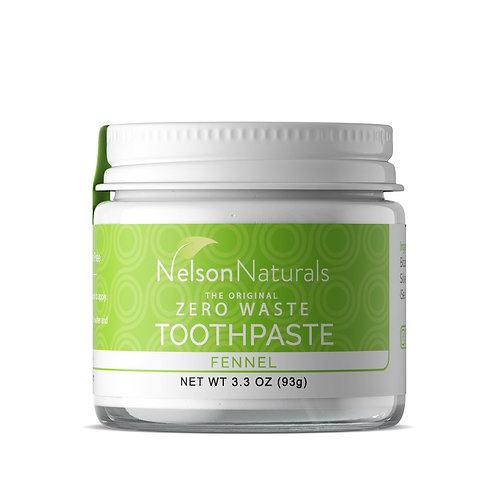 Nelson Naturals FENNEL 93G