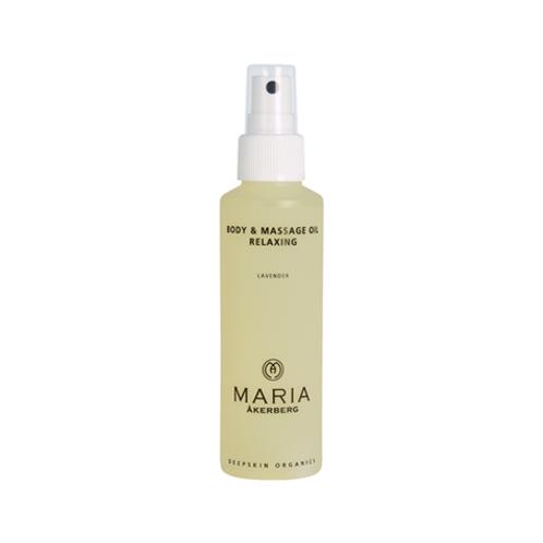 MÅ Body& Massage Oil Relaxing 125ml