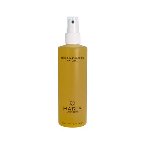 MÅ Body & Massage Oil Natural 250ml