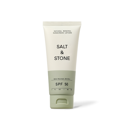 S&S - Natural Mineral Sunscreen Lotion SPF 50