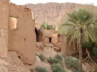 A mosque, a mud brick village, and a Roman bridge...