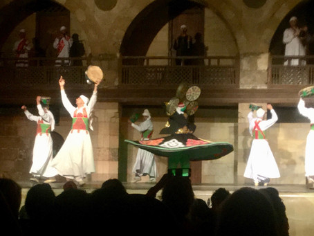 The Tannoura Show at Wekalet el Ghouri