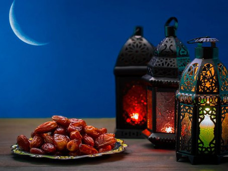 Ramadan, a month long celebration