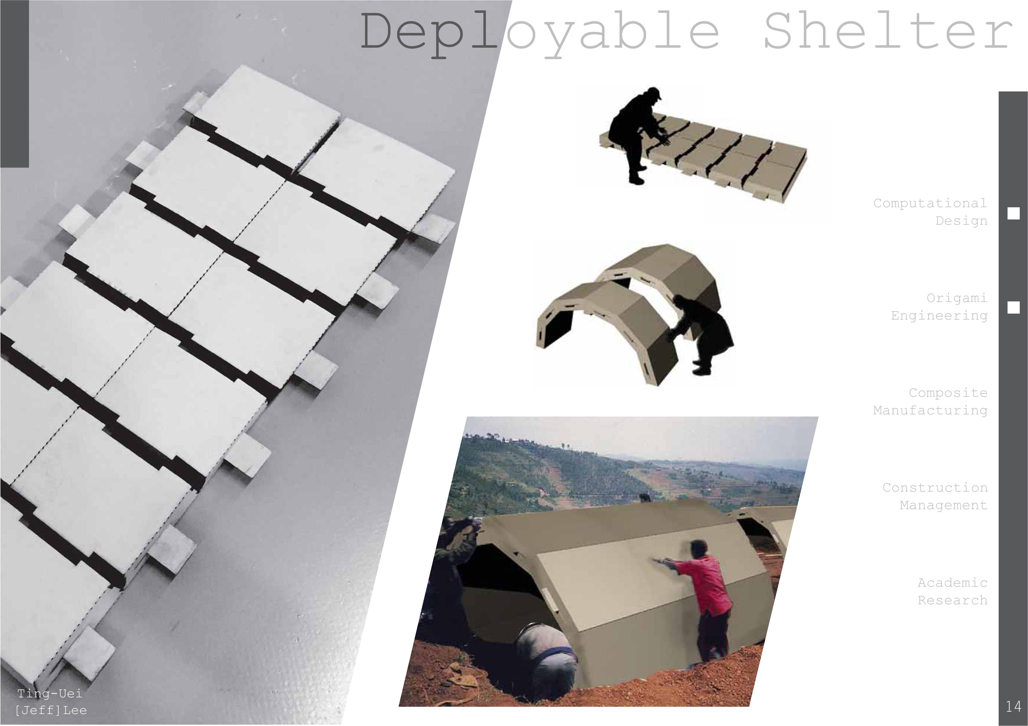 Deployable Shelter