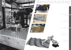 Robotic Manufacturing