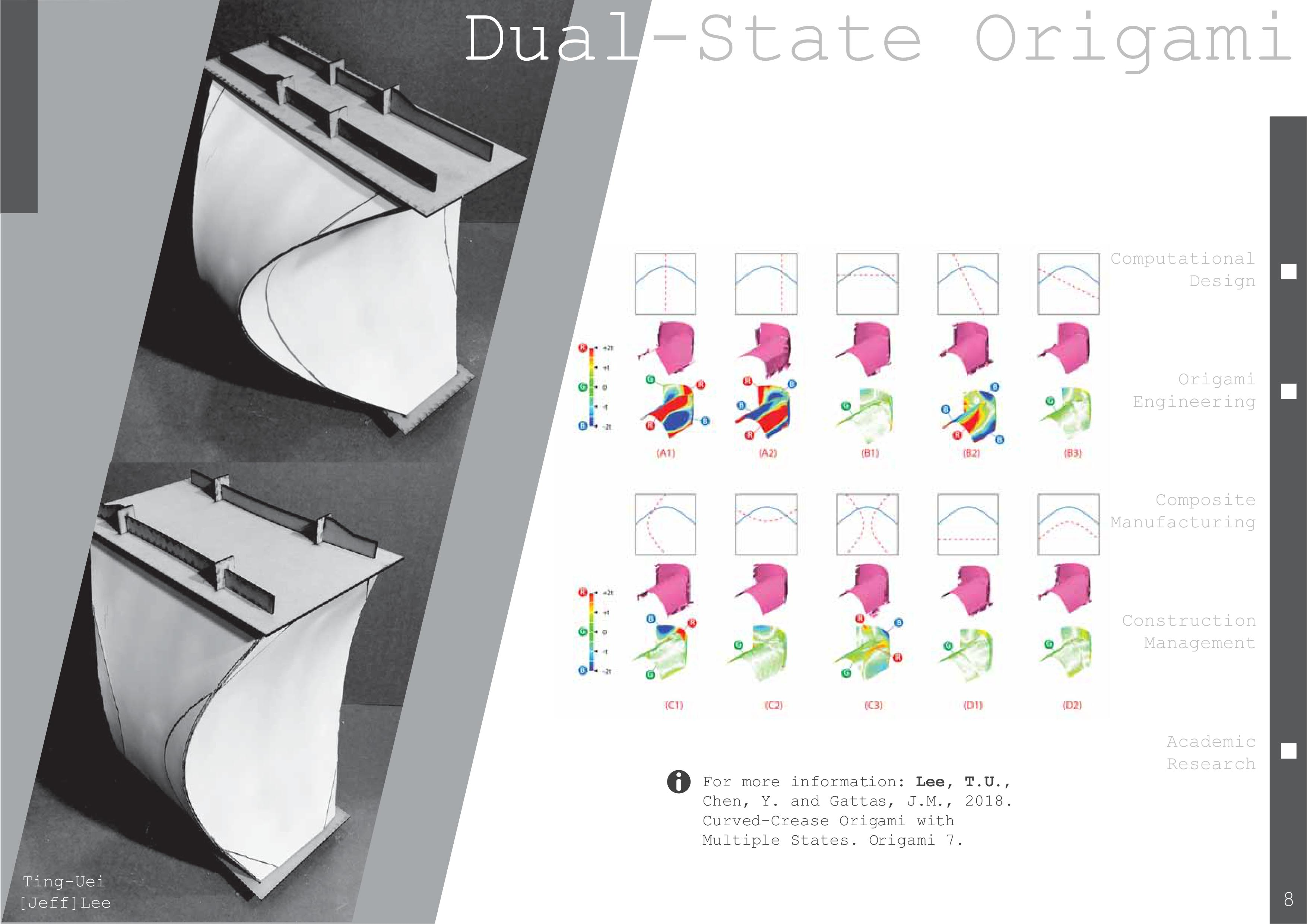 Dual-State Origami
