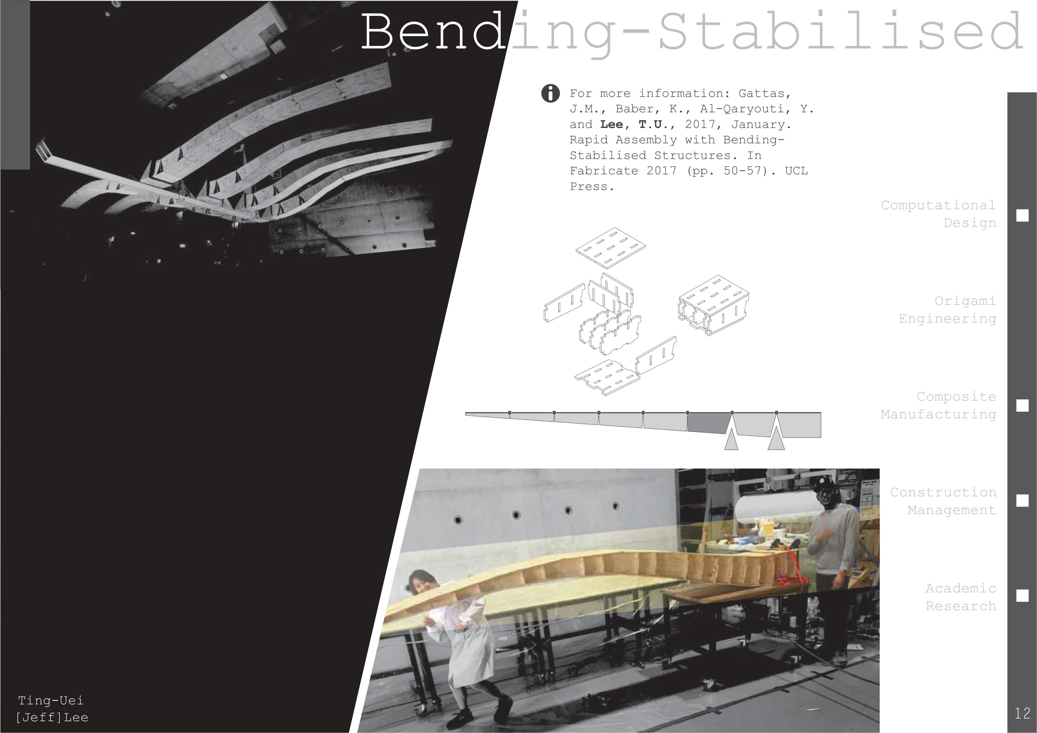 Bending-Stabilised