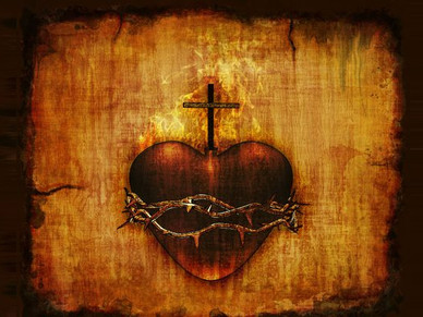 A Plea to the Sacred Heart of Jesus from a Mother's Broken Heart