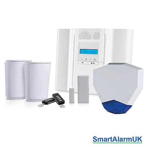 Visonic Powermaster GT64 PG2 Wireless Alarm Kit