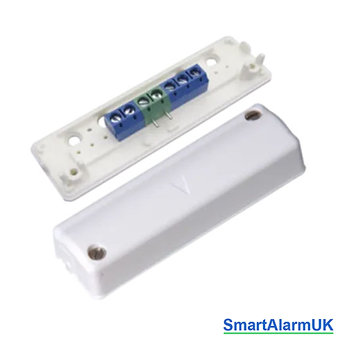 5 Terminal Junction Box with Tamper - White