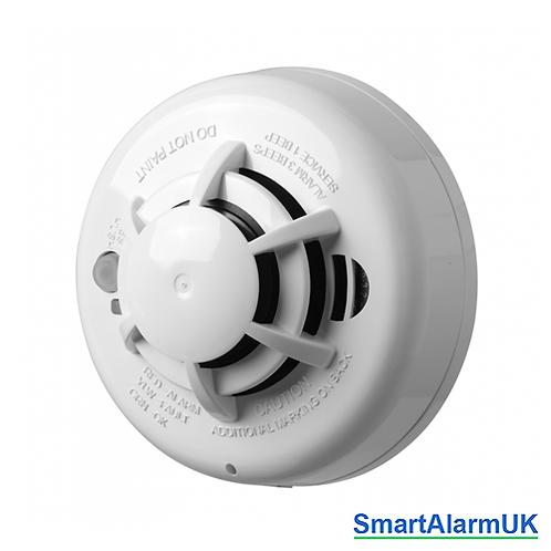 Visonic Powermaster SMD-429 PG2 Smoke & Heat Detector (868-1 UK) 0-500326