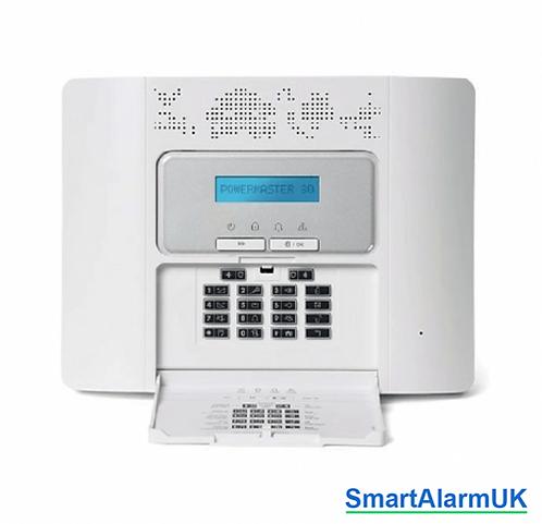 Visonic Powermaster 30 PG2 Control Panel (868-1 UK)
